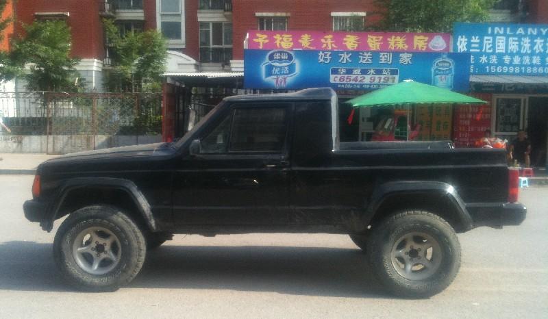 Beijing Jeep Cherokee Pu 2