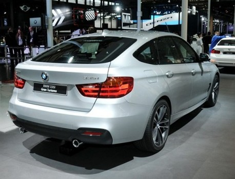BMW 3-Series GT will hit the Chinese car market on June 25