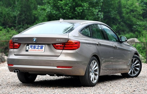Bmw 3 Series Gt Hits The China Car Market Carnewschina Com
