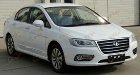 Spy Shots: facelifted Great Wall C50 is ready for the Chinese car market