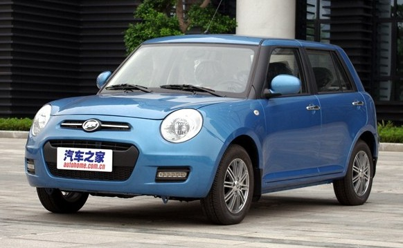 Lifan 330 will hit the Chinese car market in Q4