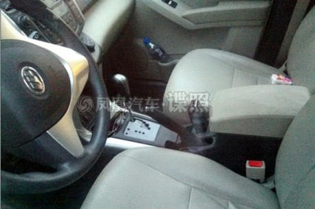 Lifan X60 SUV to get an automatic gearbox in China