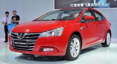 Luxgen S5 sedan will be launched on the Chinese car market in July