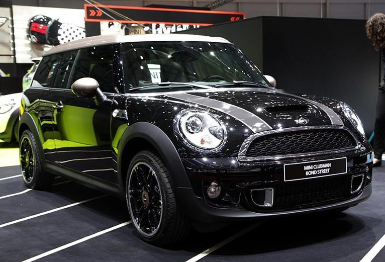 Mini Clubman Bond Street Hits The Chinese Car Market Carnewschinacom