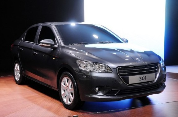 Peugeot 301 will get a 1.2 turbo in China