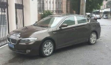 China Car Culture: MG6 is a BMW 530Li in China