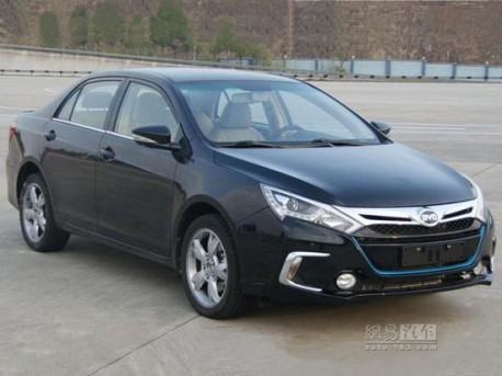 Spy Shots: BYD Qin is Ready for the China car market