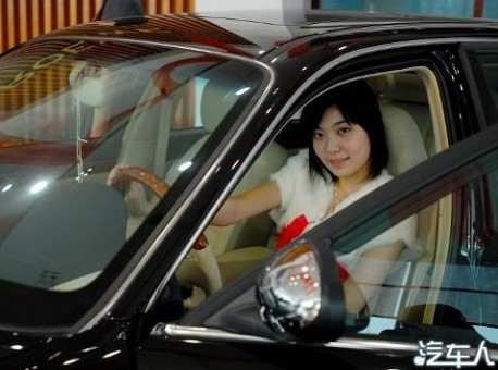 China car sales up 12.34% in H1