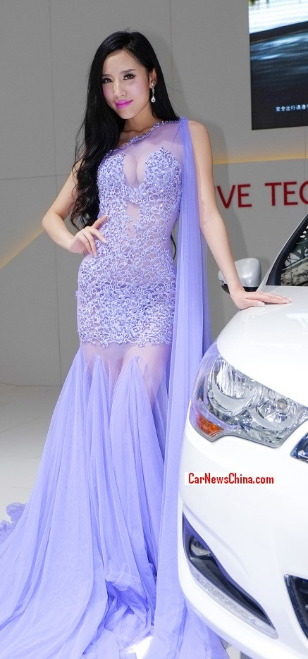 [SUJET OFFICIEL][CHINE/RUSSIE] Citroën C4L/C4 Sedan [B73] - Page 6 Citroen-girls-china-changchun-3