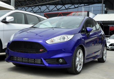 Ford Fiesta ST hits the China car market