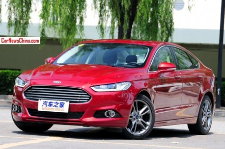 New Ford Mondeo will hit the China car market in August