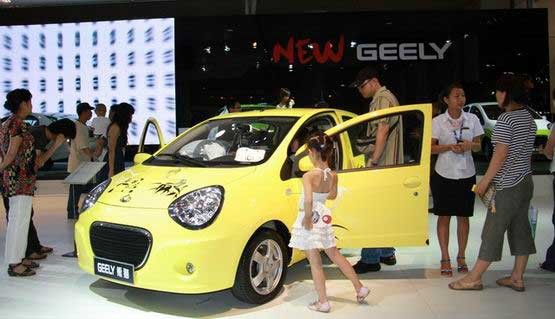Geely China car sales up 0.4% in June, exports down