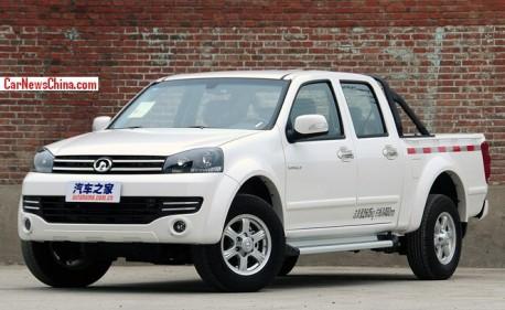 Great Wall Wingle 5 European Edition hits the China car market
