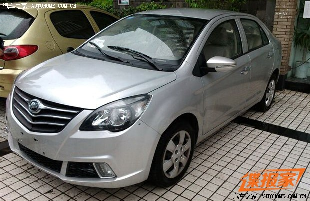 Spy Shots Lifan 530 Testing In China Carnewschina Com