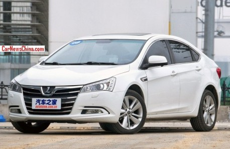 Luxgen 5 Sedan gets a Price in China