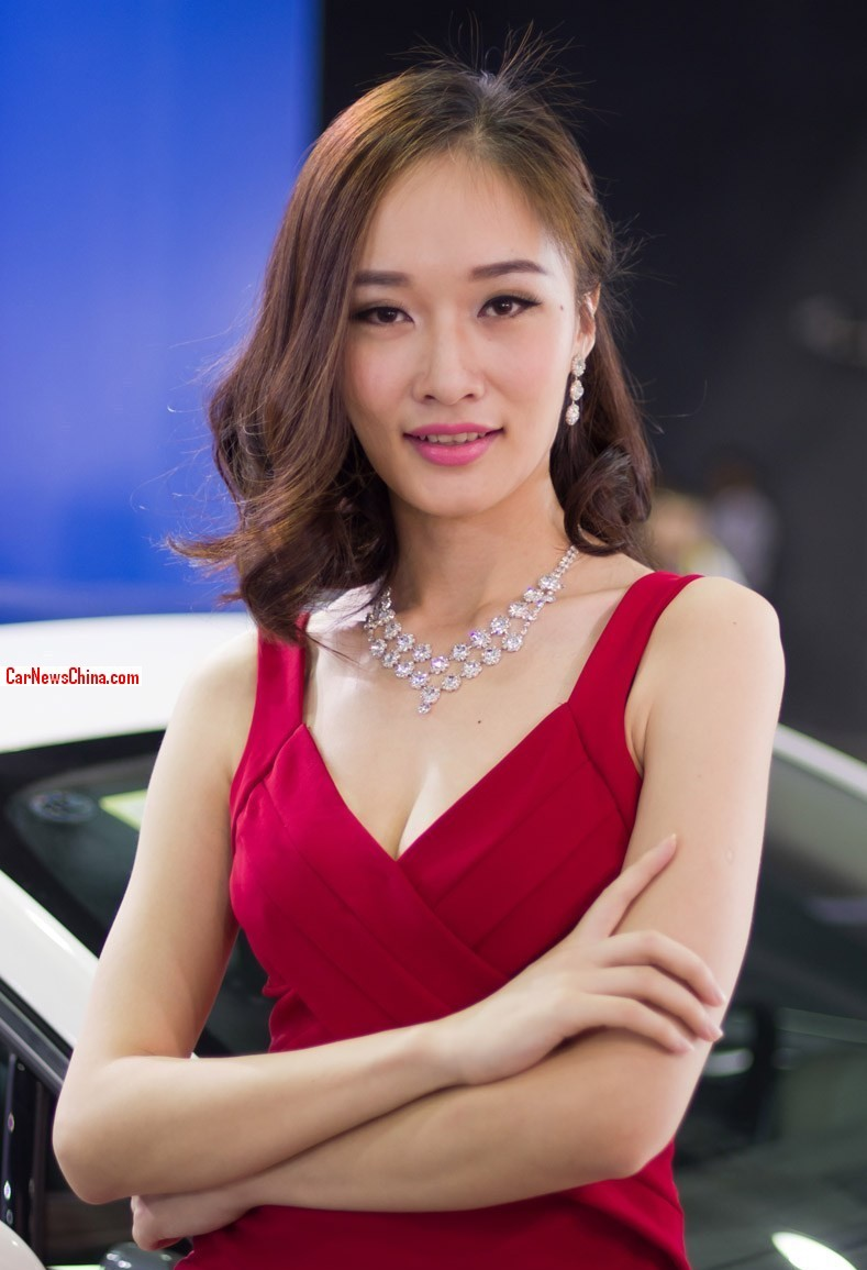 The Pretty Girls @ The 2013 Guangzhou Imported Luxury
