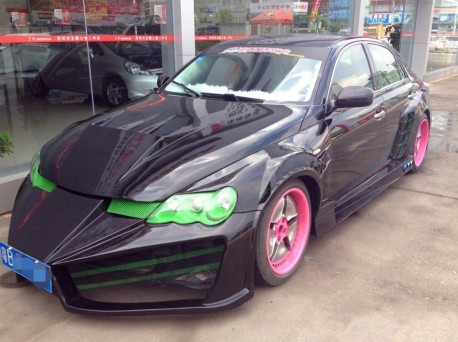 The Best body kit ever for a Toyota Reiz