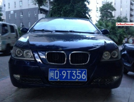 BYD F3 is a BMW in China