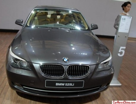 BMW-Brilliance to recall over 140.000 cars in China