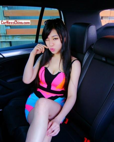 china-sexy-girl-volkswagen-golf-9b