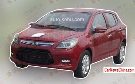 Spy Shots: Lifan X50 SUV is Naked in China