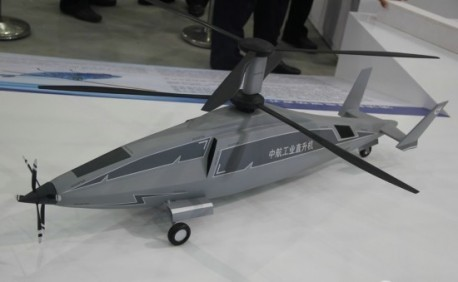 Attack of the Drones; China develops 400km/h unmanned helicopter