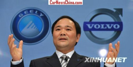 Volvo will launch S100 flagship in China