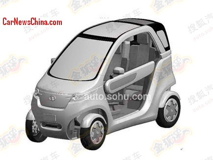 Patent Applied: Great Wall Kulla EV will see Production in China