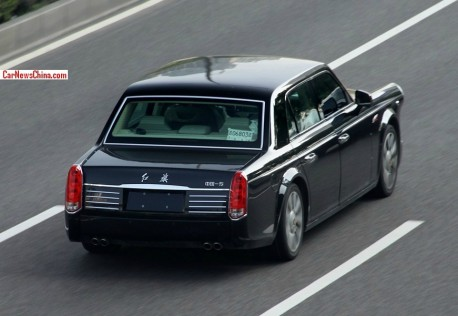 hongqi-l5-china-speed-2