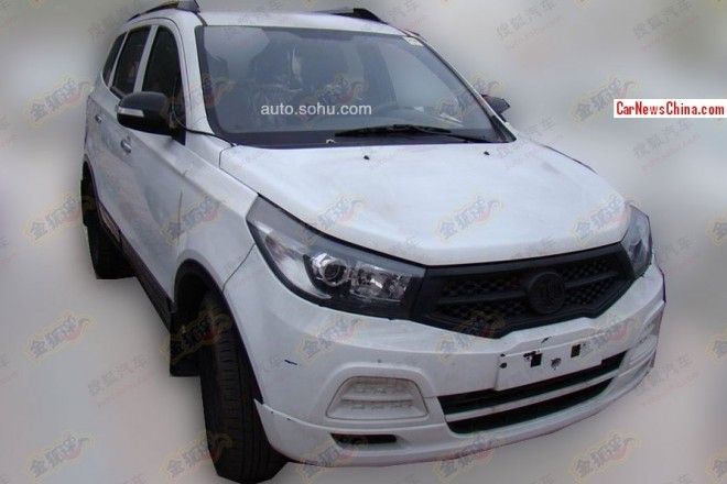 Spu Shots: Beijing Auto SC20 seven-seater testing in China