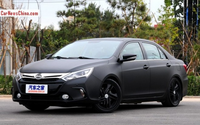 BYD Qin hybrid will hit the China car market on November 12