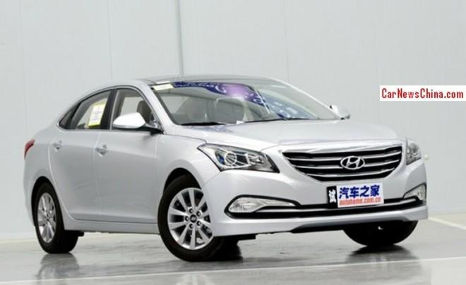 Hyundai Mistra will hit the China car market on November 23