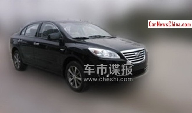 Spy Shots: Lifan 720 will get a 1.5 in China