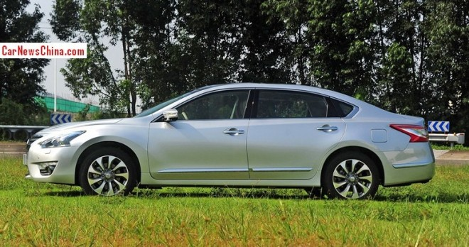 Nissan Teana VIP is Out in China