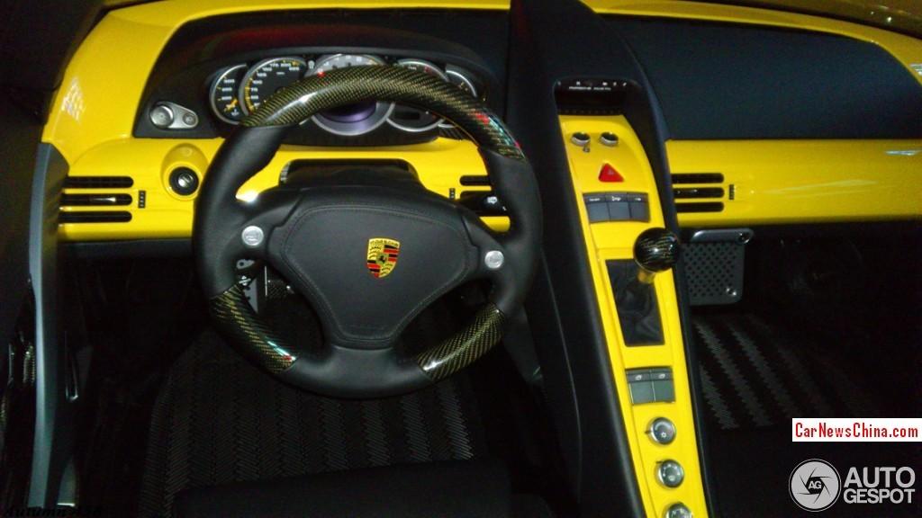 Porsche Carrera gt Porsche-carrera-gt-china