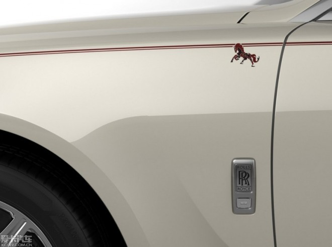 Rolls-Royce Ghost Royal Horse Collectors Edition for the China car market