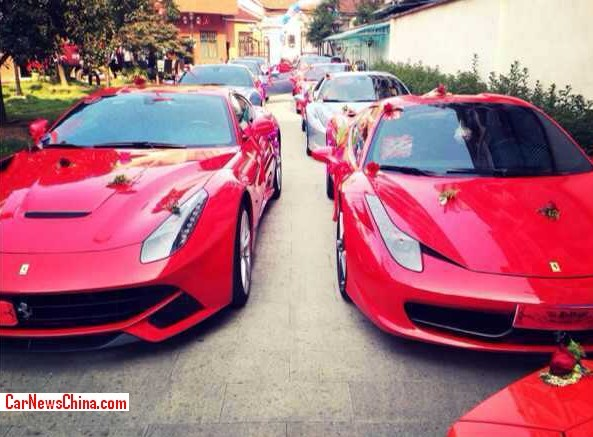 super-car-wedding-china-3