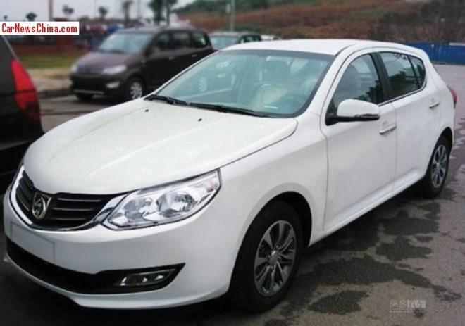 Spy Shots: Wuling Baojun 630 hatchback is Ready for the Guangzhou Auto Show