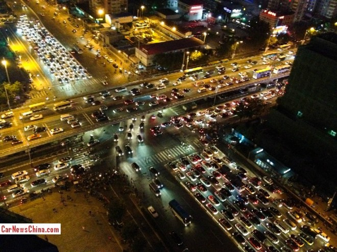 Beijing announces new measures to limit the number of new cars