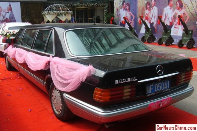 benz-500-sel-marriage-china-2