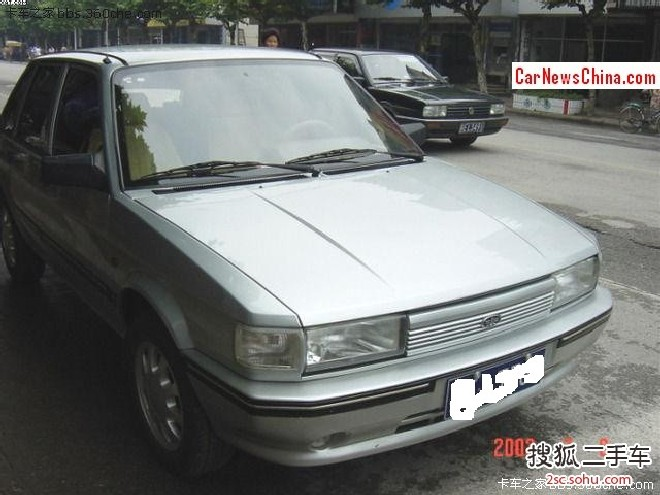 Second Hand Car of the Day in China: FAW Lubao 6400 'Austin Maestro'
