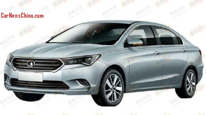 Great Wall C70 will debut on the Guangzhou Auto Show