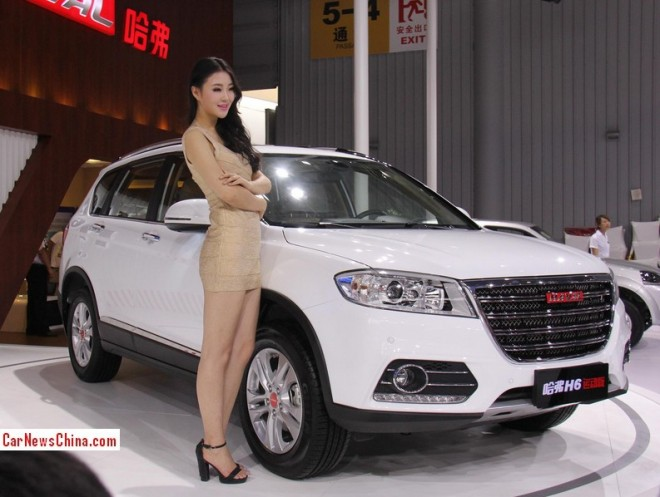 Profit of Great Wall Motors up 61% over the first Nine Months