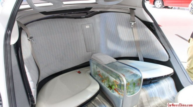 The Guangzhou Auto WitStar Concept has a fish pod on board