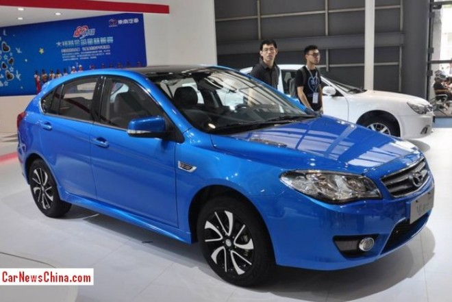 SouEast V6 Ling Shi Turbo launched on the China car market