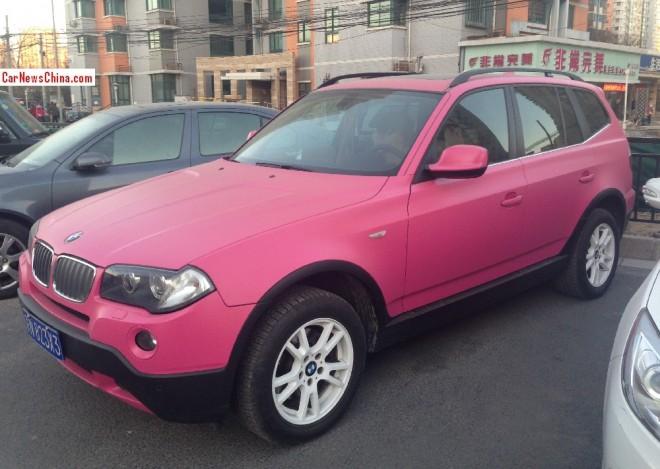 bmw-x3-pink-china-2