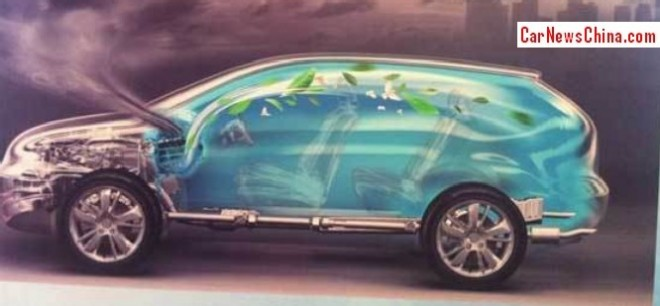 BYD Tang hybrid super SUV will hit the China car market in late 2014