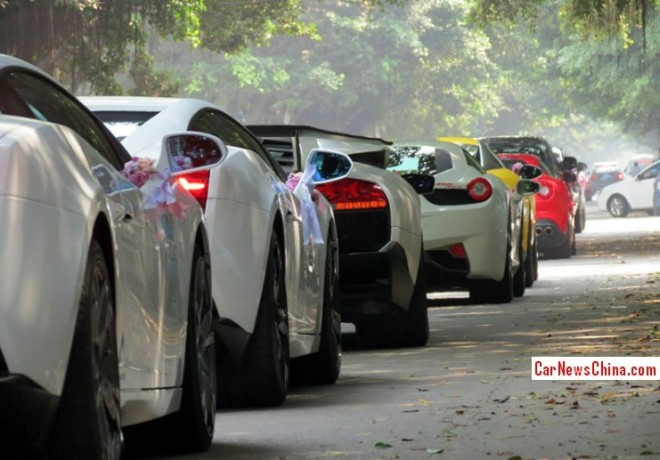 china-super-car-wedding-3
