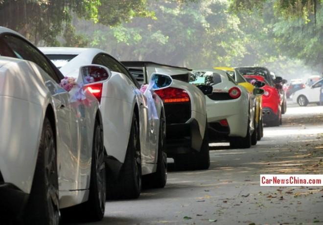 china-super-car-wedding-3