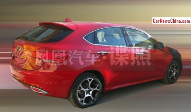 Spy Shots: Fiat Ottimo looks pretty in Red